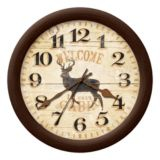 "Picture of FirsTime 11"" Whisper Clock"