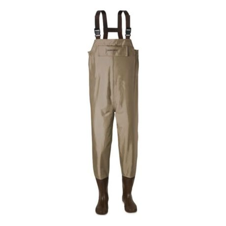 Herter 39 s three forks uninsulated felt sole waders cabela for Cabelas fishing waders