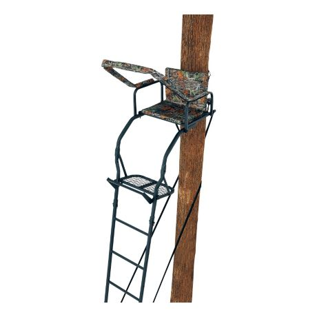 Big Game Warrior Deluxe Ladder Stand