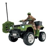 Picture of NKOK Realtree 1/14Th Scale R/C ATV with Hunter