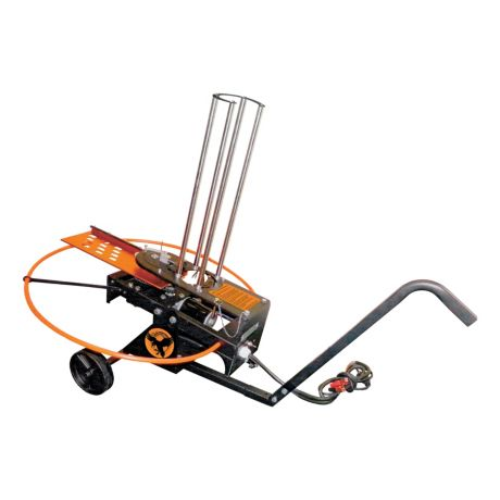 Do-All Raven Auto Trap Thrower w/ Wheels
