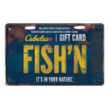 Picture of Cabela's Canada Gift Card - Fish'n