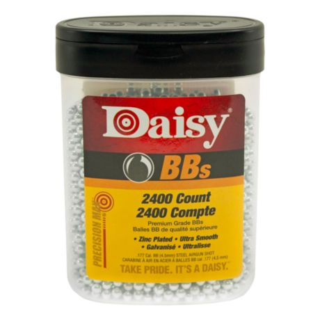 Daisy .177 Steel BBs - 2400CT