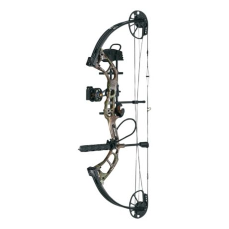 Bear Archery Cruzer RTH Bow Package - Realtree Xtra Green