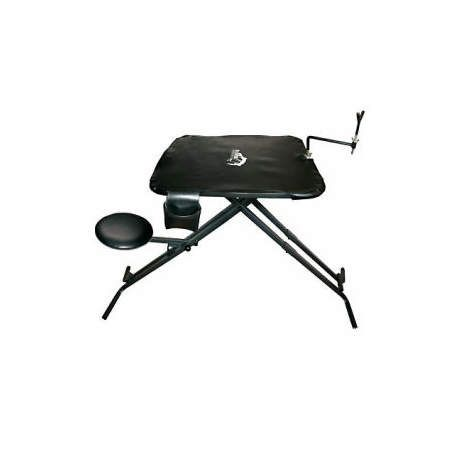 Do-All Outdoors Iron Bear Shooting Bench