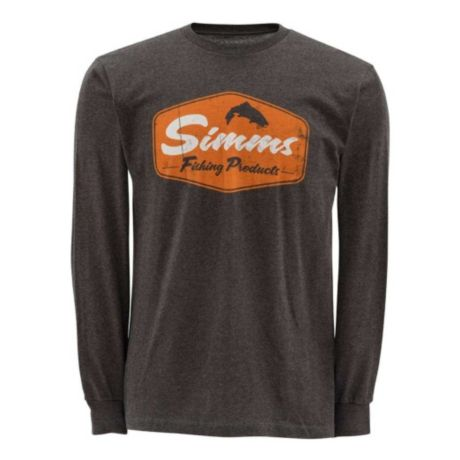 Simms fishing products long sleeve tee shirt cabela 39 s canada for Cabela s fishing shirts