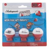 Picture of Shakespeare Hide-A-Hook Bobber - 3 Pack