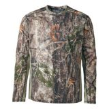 Picture of Cabela's Camo Granite Range Active Long-Sleeve Shirt