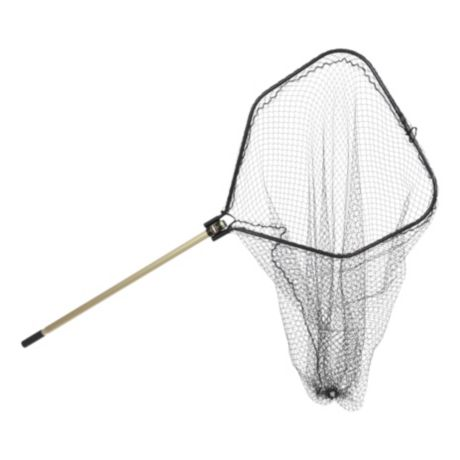 Frabill power stow 36 x 38 landing net cabela 39 s canada for Cabelas fishing nets