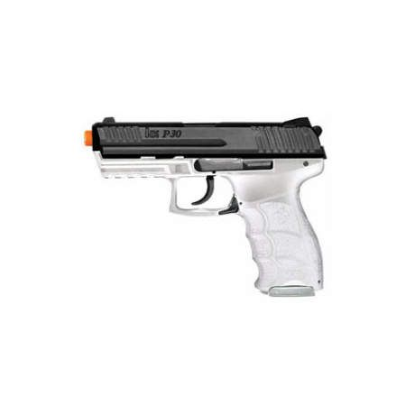 H&K P30 Clear Spring Airsoft Pistol w/ Metal Slide