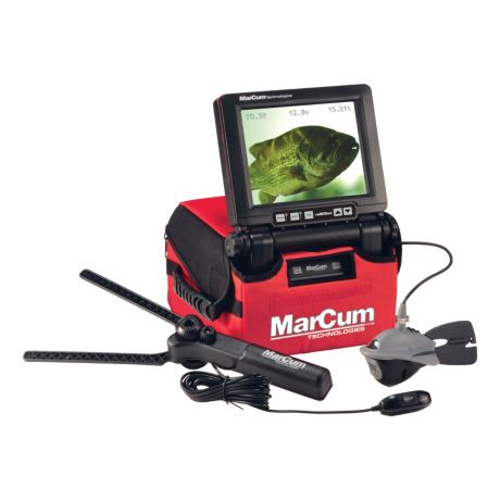 Marcum vs825sd underwater camera system cabela 39 s canada for Marcum ice fishing
