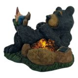 Picture of Accents Unlimited Camp Nap Bear Outdoor Statue