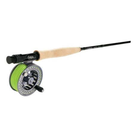 Cabela 39 s rls fly combo cabela 39 s canada for Cabelas fly fishing