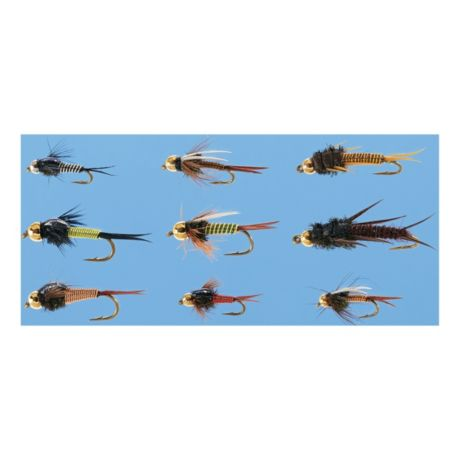 Cabela 39 S 18 Piece Wire Nymph Fly Assortment Cabela 39 S Canada