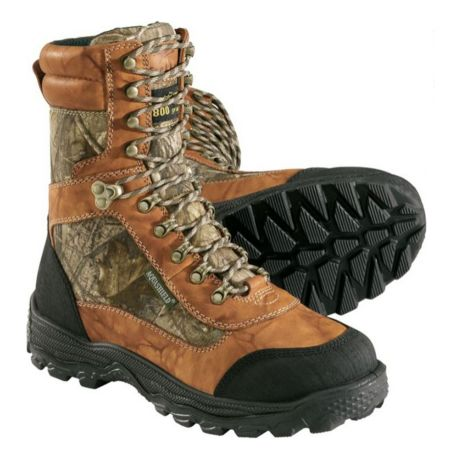 Trekker  800-gram 10'' Insulated Waterproof Hunting Boots