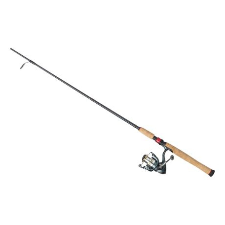 Cabela 39 s fish eagle tournament ii sojourn spinning combo for Cabela s fishing poles