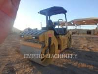 CATERPILLAR TANDEMVIBRATIONSWALZE, ASPHALT CB7 equipment  photo 2