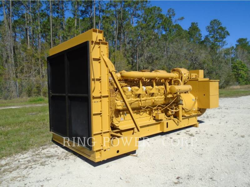 CATERPILLAR Grupos electrógenos fijos 1750 KW equipment  photo 6