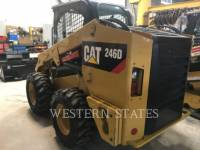 CATERPILLAR CHARGEURS COMPACTS RIGIDES 246 D equipment  photo 4