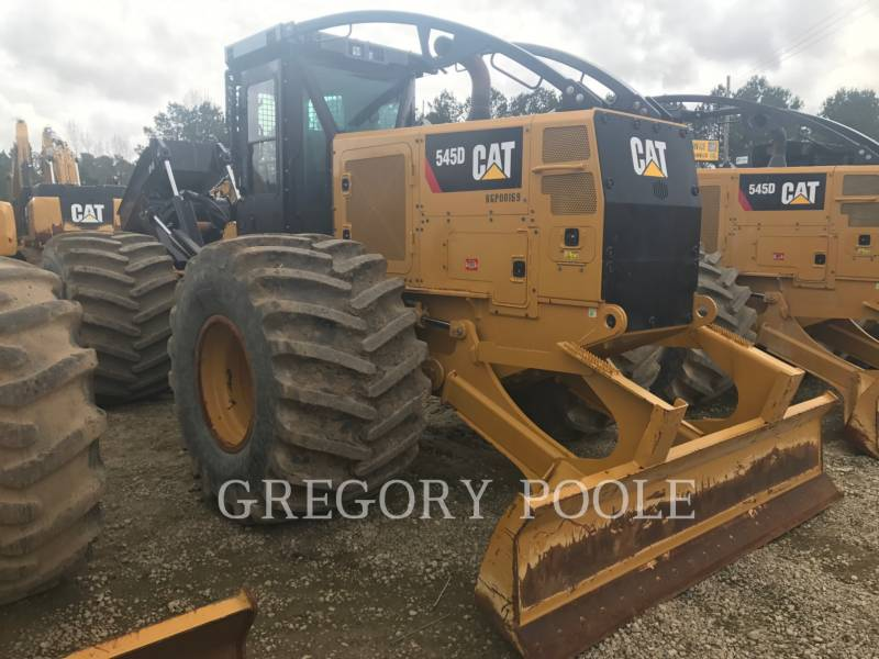 CATERPILLAR LEŚNICTWO - SKIDERY 545D equipment  photo 1