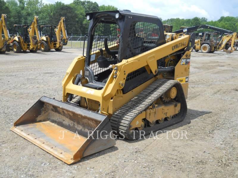 CATERPILLAR DELTALADER 249D equipment  photo 1