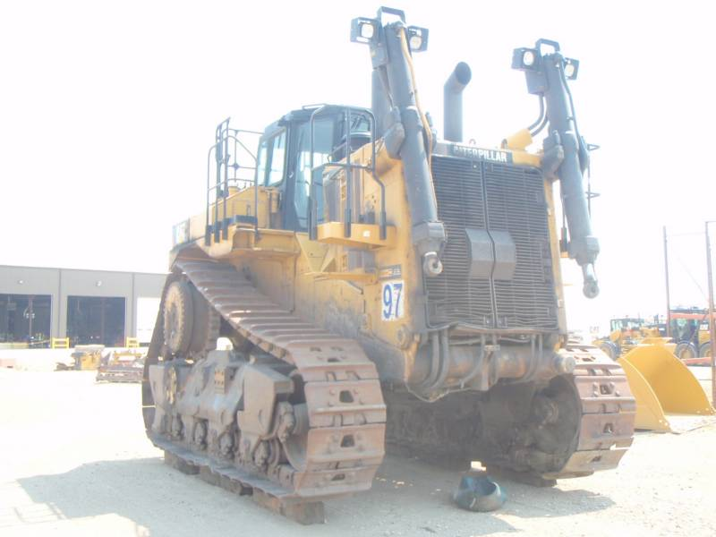 CATERPILLAR TRACTEURS SUR CHAINES D11T equipment  photo 5