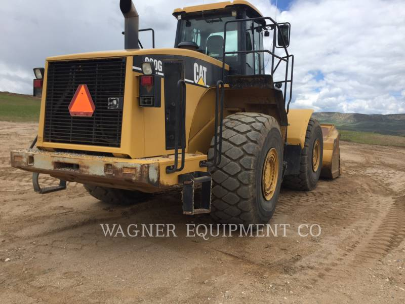 CATERPILLAR WHEEL LOADERS/INTEGRATED TOOLCARRIERS 980G II equipment  photo 5