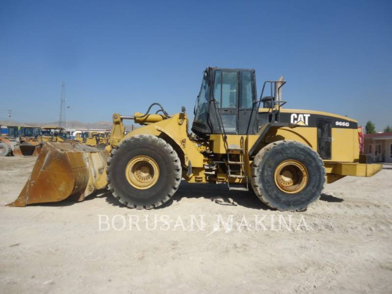 CATERPILLAR WHEEL LOADERS/INTEGRATED TOOLCARRIERS 966 G equipment  photo 2