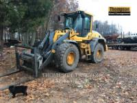 Equipment photo VOLVO L60G CARGADORES DE RUEDAS 1