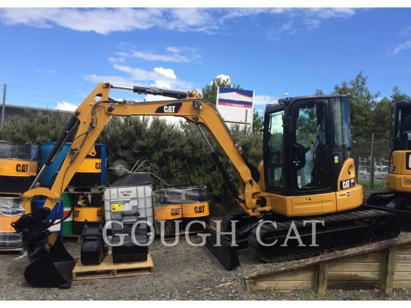 CATERPILLAR 鉱業用ショベル/油圧ショベル 305E CR equipment  photo 1