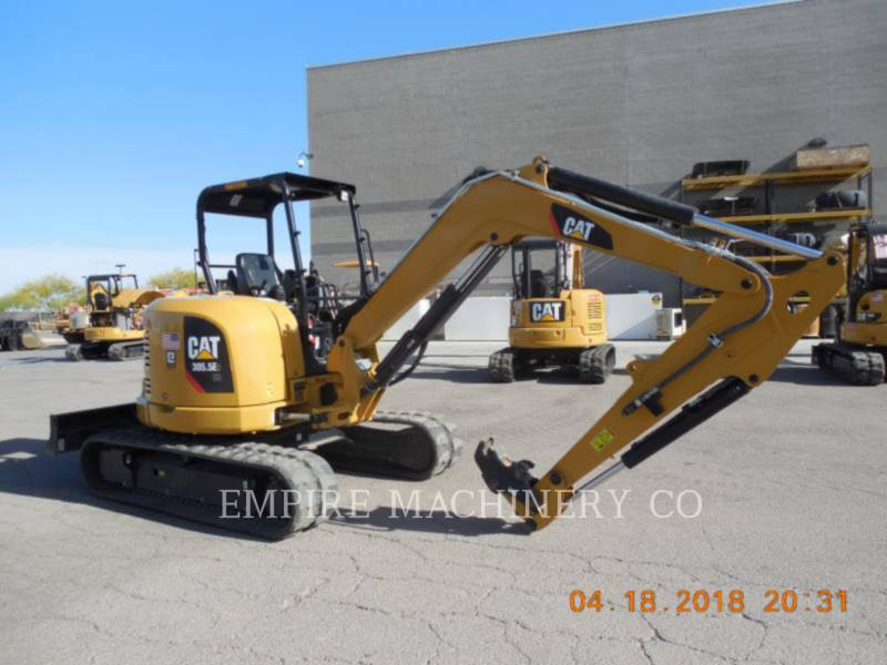 CATERPILLAR PELLES SUR CHAINES 305.5E2 OR equipment  photo 1