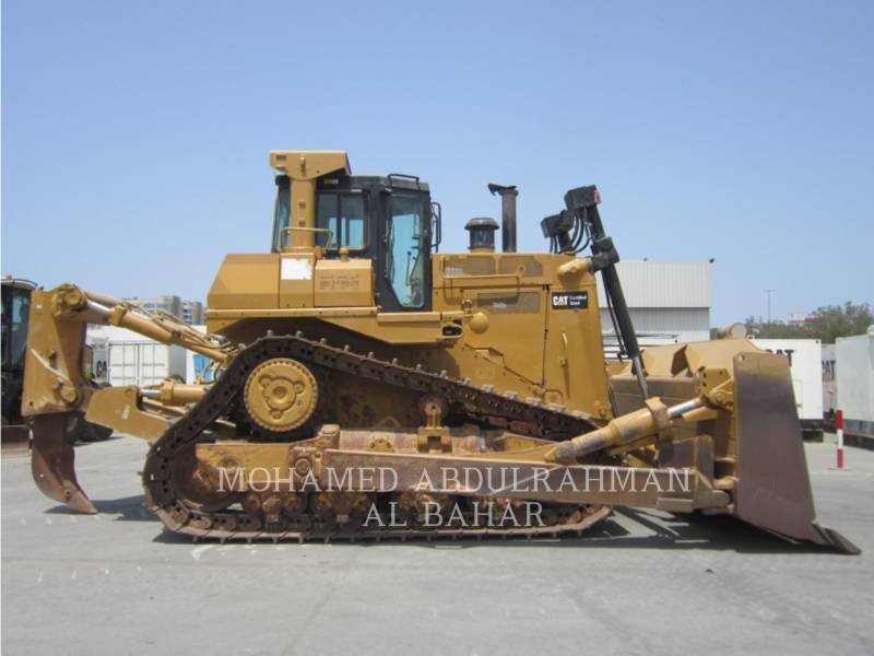 CATERPILLAR TRACK TYPE TRACTORS D 9 R equipment  photo 6