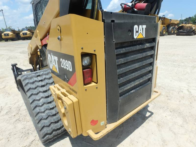 CATERPILLAR UNIWERSALNE ŁADOWARKI 289D equipment  photo 23