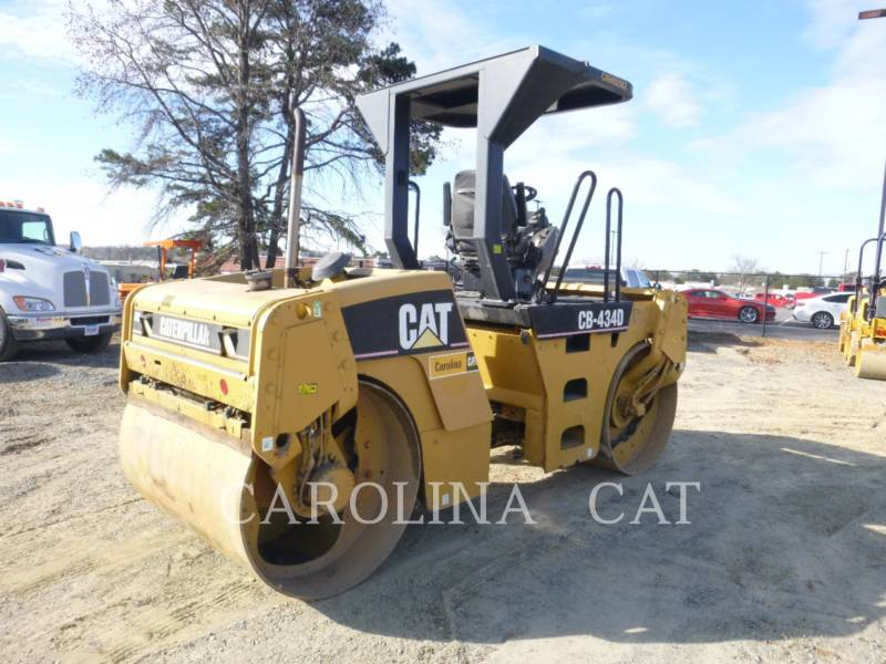 CATERPILLAR コンパクタ CB434D equipment  photo 4