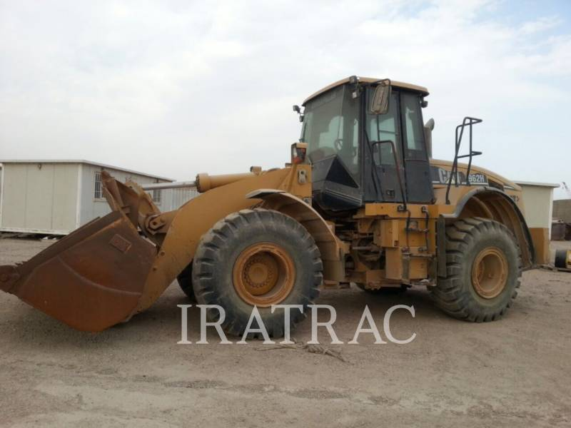CATERPILLAR WHEEL LOADERS/INTEGRATED TOOLCARRIERS 962 H equipment  photo 3