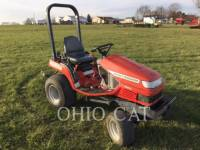 Equipment photo AGCO-MASSEY FERGUSON MFGC2300 LANDWIRTSCHAFTSTRAKTOREN 1