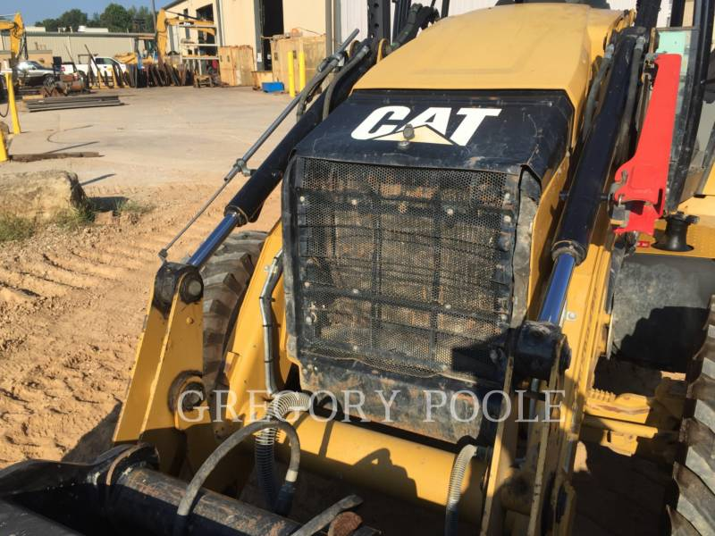 CATERPILLAR BAGGERLADER 430FIT equipment  photo 12