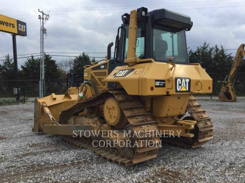 CATERPILLAR ГУСЕНИЧНЫЕ ТРАКТОРЫ D6N XL SU equipment  photo 4