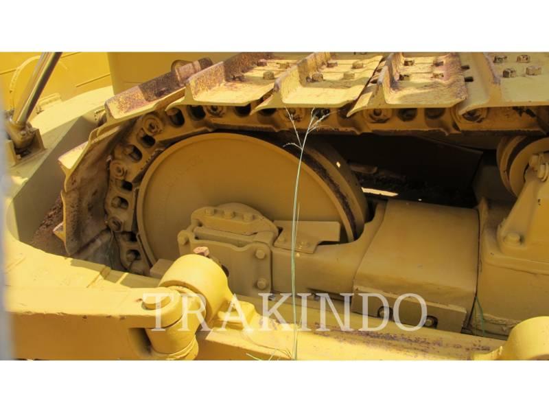 CATERPILLAR TRACK TYPE TRACTORS D7G equipment  photo 9