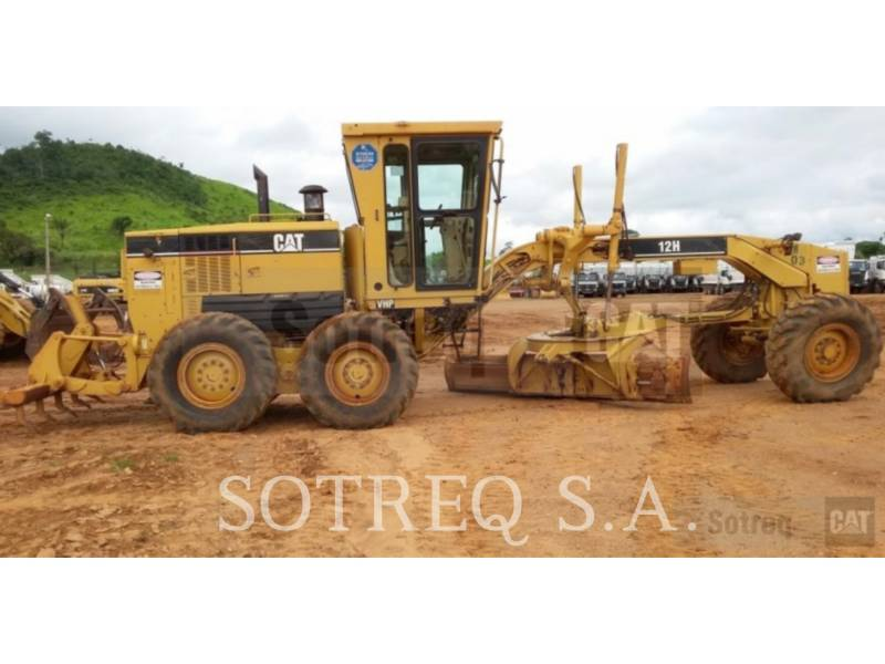 CATERPILLAR MOTOR GRADERS 12HNA equipment  photo 2