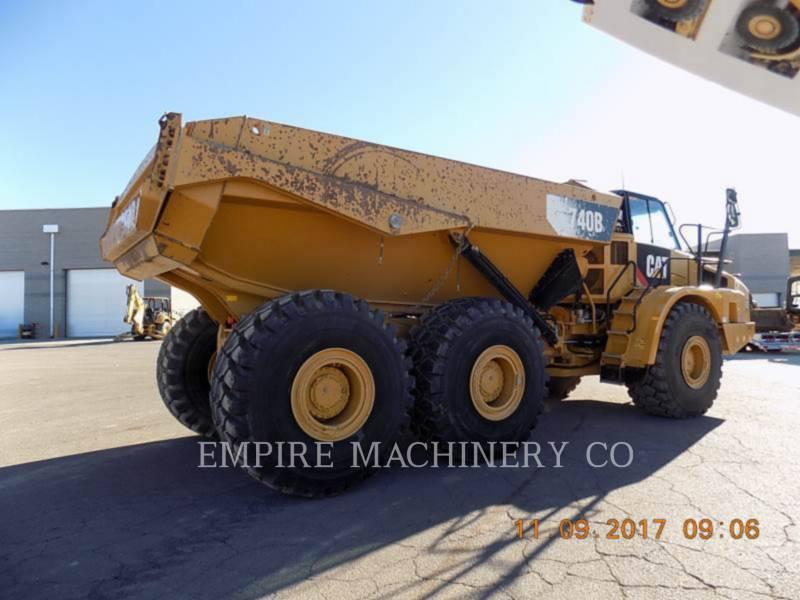 CATERPILLAR OFF HIGHWAY TRUCKS 740B TG equipment  photo 2