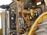 CATERPILLAR VIBRATORY SINGLE DRUM PAD CP-56B equipment  photo 21