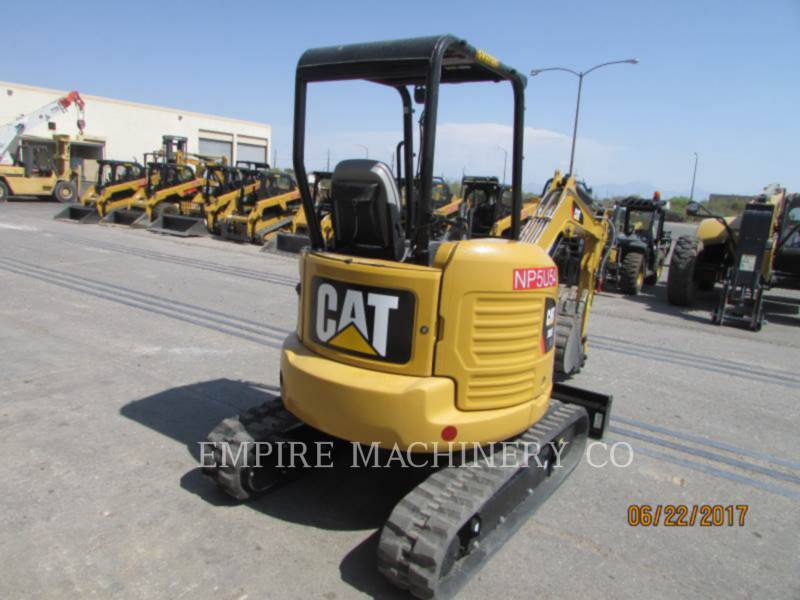 CATERPILLAR PELLES SUR CHAINES 303E OR equipment  photo 2