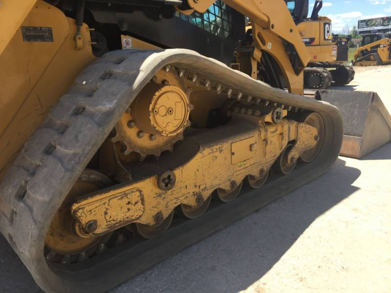 CATERPILLAR CARGADORES MULTITERRENO 279D equipment  photo 11