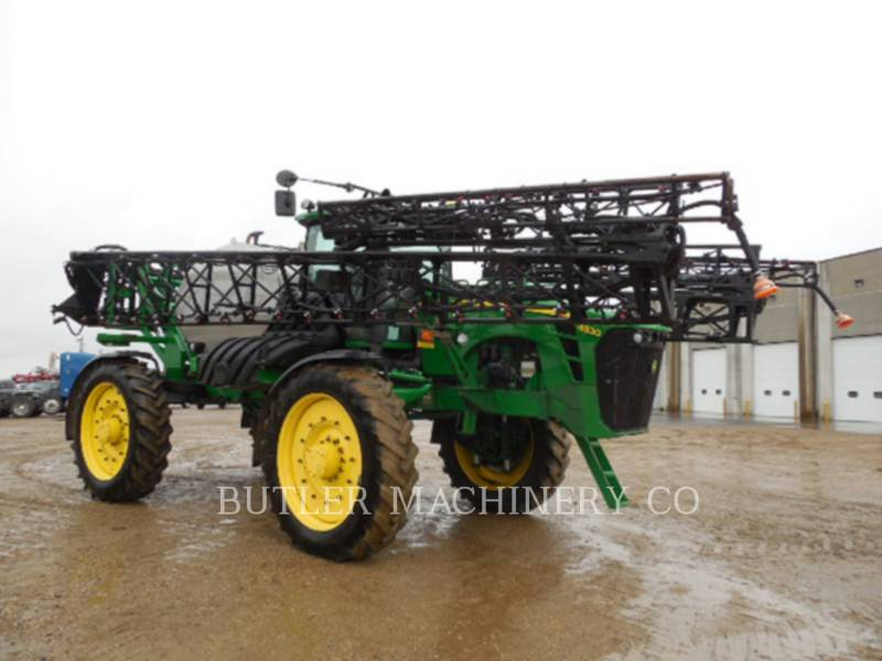 DEERE & CO. SPRAYER 4930 equipment  photo 4