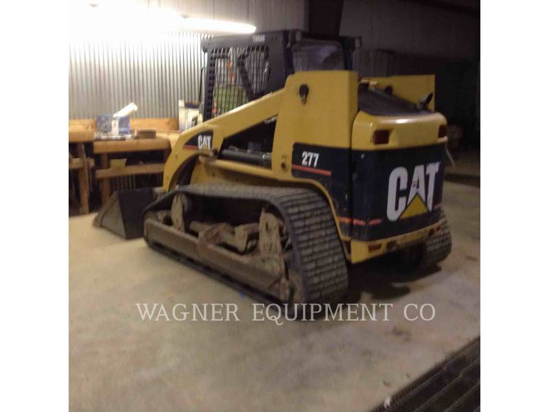 CATERPILLAR CHARGEURS COMPACTS RIGIDES 277 equipment  photo 3