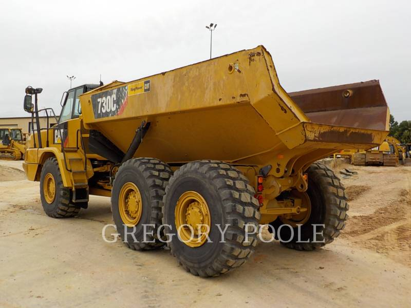 Caterpillar CAMIOANE ARTICULATE 730C equipment  photo 7