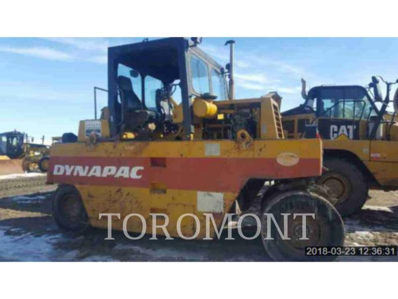 DYNAPAC COMPACTEURS CP27 equipment  photo 4
