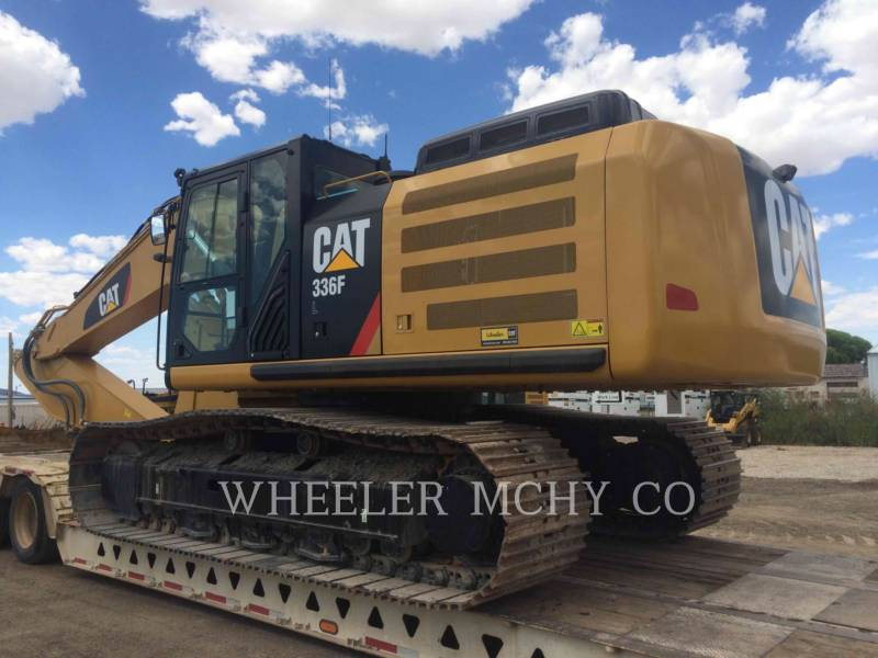 CATERPILLAR KETTEN-HYDRAULIKBAGGER 336F L CF equipment  photo 3