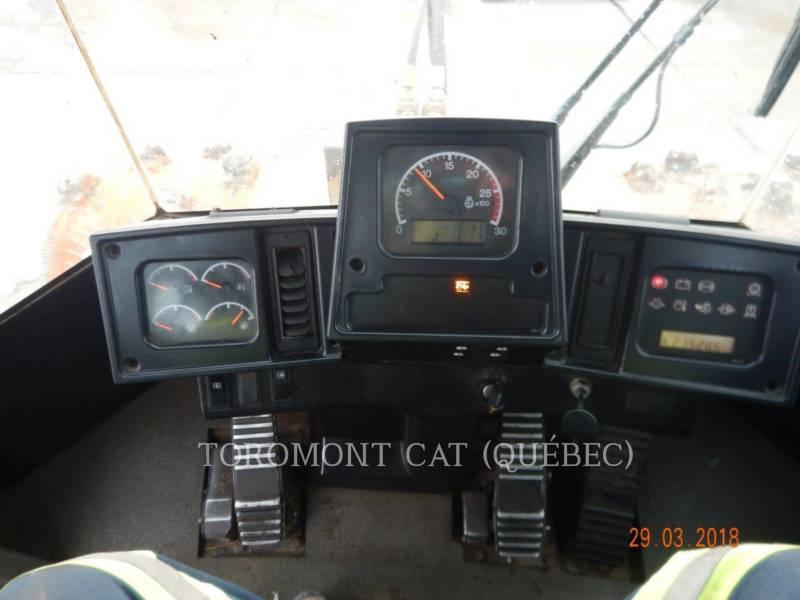CATERPILLAR TRACTEURS SUR PNEUS 836H equipment  photo 5